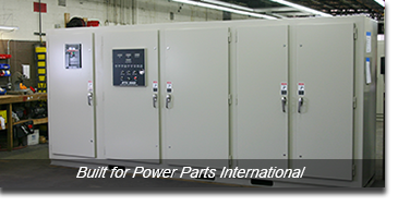 Built for Power Parts International